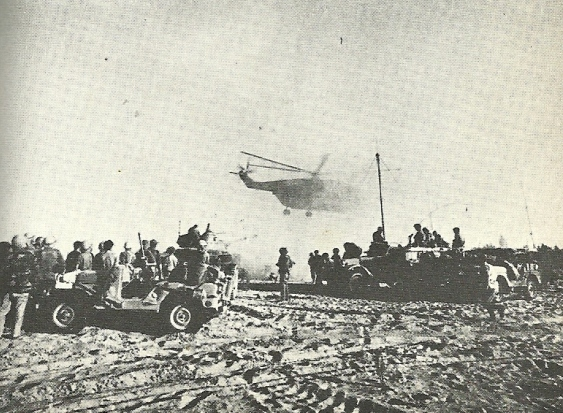 67 war Israeli helicopter evacuating the wounded History of Israel – Israeli Wars – The Six Day War 1967