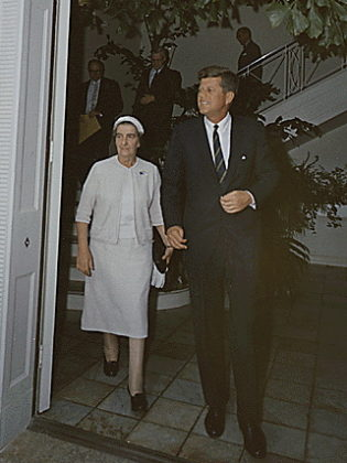 Prime Minister Golda Meir
